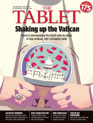 The Tablet Magazine 10th January 2015