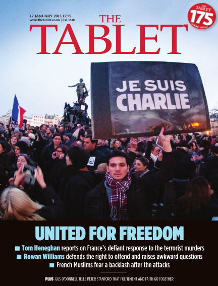 The Tablet Magazine January 17, 2015 00:00