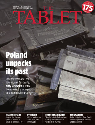 The Tablet Magazine 24th January 2015