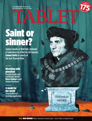 The Tablet Magazine 31st January 2015