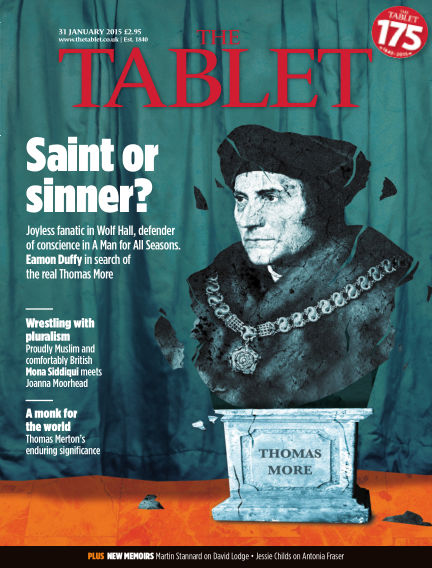 The Tablet Magazine January 31, 2015 00:00