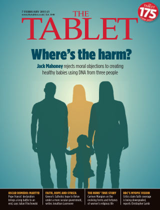 The Tablet Magazine 7th February 2015