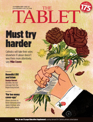 The Tablet Magazine 14th February 2015