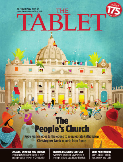 The Tablet Magazine February 21, 2015 00:00