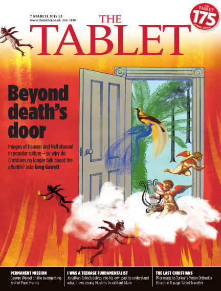 The Tablet Magazine March 07, 2015 00:00