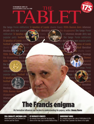 The Tablet Magazine 14th March 2015