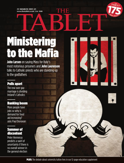 The Tablet Magazine March 21, 2015 00:00