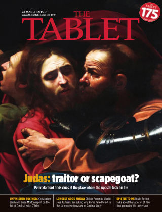 The Tablet Magazine 28th March 2015