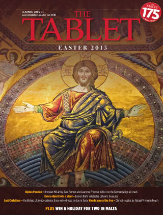 The Tablet Magazine 4th March 2015