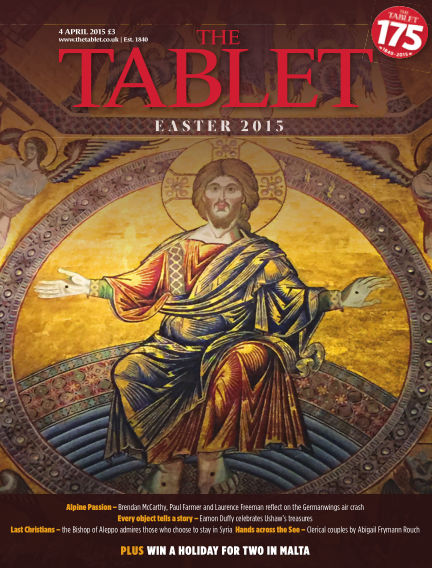 The Tablet Magazine April 04, 2015 00:00