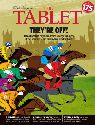The Tablet Magazine 11th April 2015