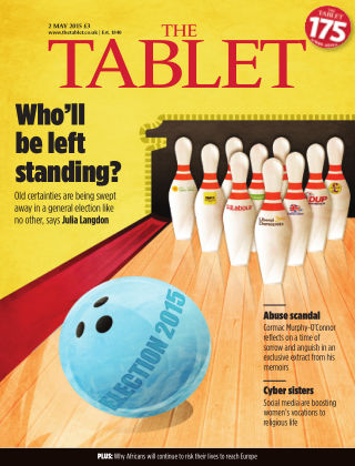 The Tablet Magazine 2nd May 2015
