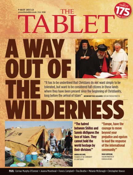 The Tablet Magazine May 09, 2015 00:00