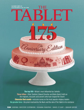 The Tablet Magazine 16the May 2015