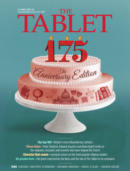 The Tablet Magazine May 16, 2015 00:00