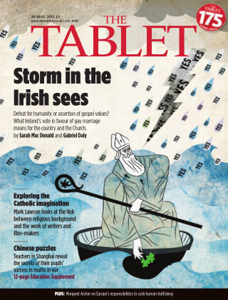 The Tablet Magazine 30th May 2015