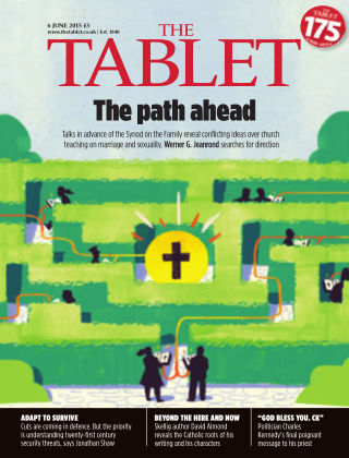 The Tablet Magazine 6th June 2015