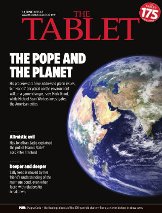 The Tablet Magazine 13th June 2015