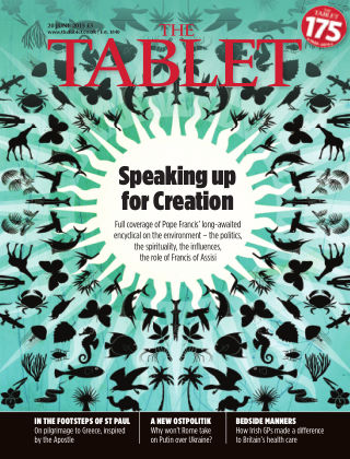 The Tablet Magazine 20th June 2015