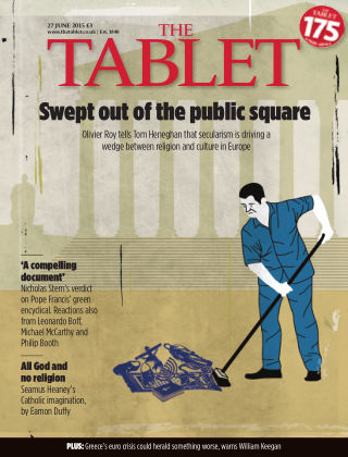 The Tablet Magazine 27th June 2015