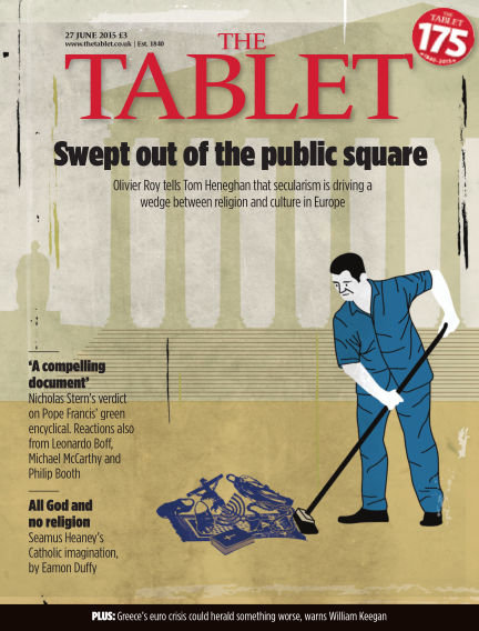 The Tablet Magazine June 27, 2015 00:00