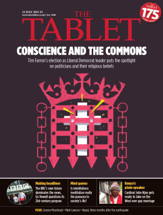 The Tablet Magazine 25th July 2015