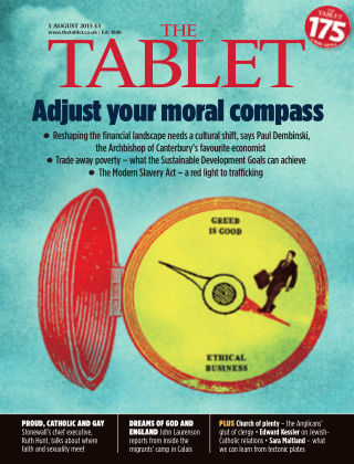 The Tablet Magazine 1st August 2015