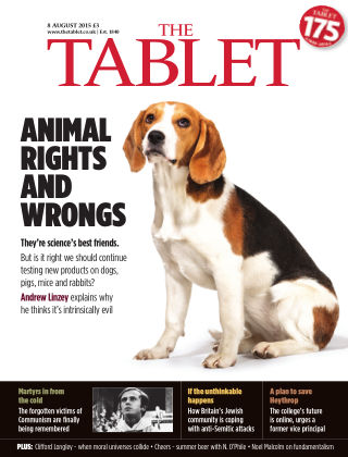 The Tablet Magazine 8th August 2015