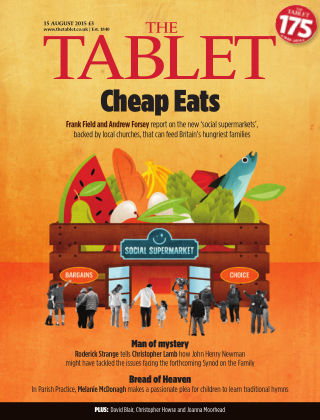The Tablet Magazine 15th August 2015
