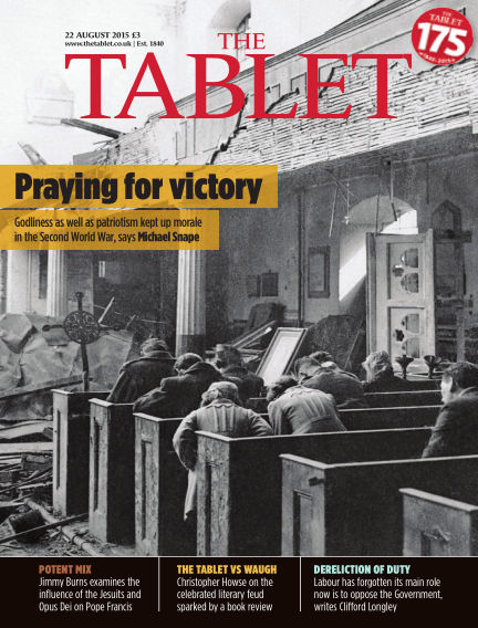 The Tablet Magazine August 22, 2015 00:00