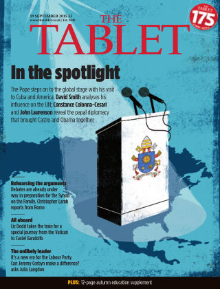 The Tablet Magazine 19th September 2015