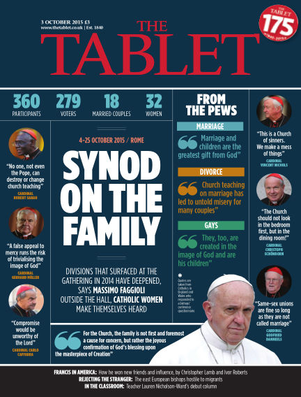 The Tablet Magazine October 03, 2015 00:00