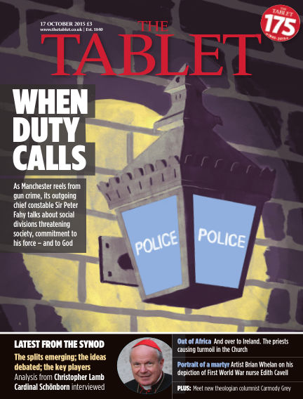 The Tablet Magazine October 17, 2015 00:00