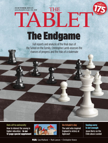 The Tablet Magazine October 24, 2015 00:00