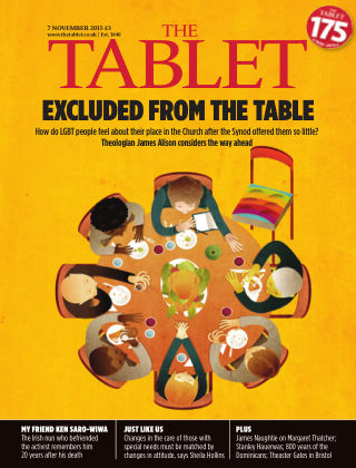 The Tablet Magazine 7th November 2015