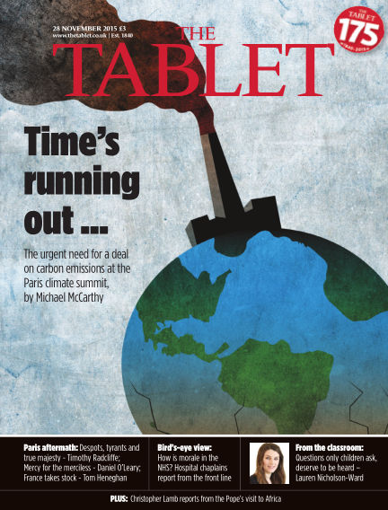 The Tablet Magazine November 28, 2015 00:00