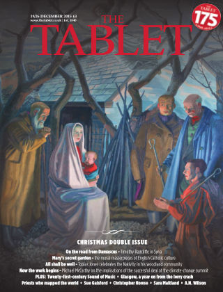 The Tablet Magazine 19th December 2015