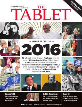 The Tablet Magazine 2nd January 2016