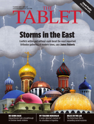 The Tablet Magazine 9th January 2016