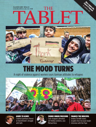 The Tablet Magazine 16th January 2016