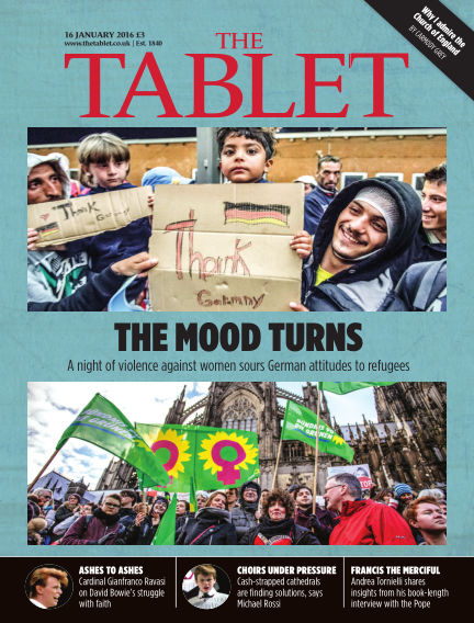 The Tablet Magazine January 16, 2016 00:00