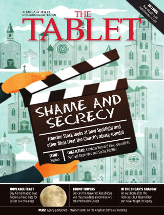 The Tablet Magazine 23rd January 2016