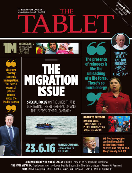 The Tablet Magazine February 27, 2016 00:00