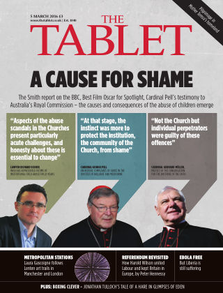 The Tablet Magazine 5th March 2016