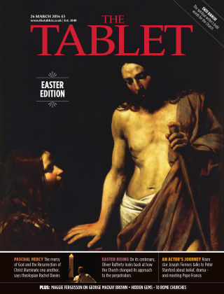 The Tablet Magazine 26th March 2016