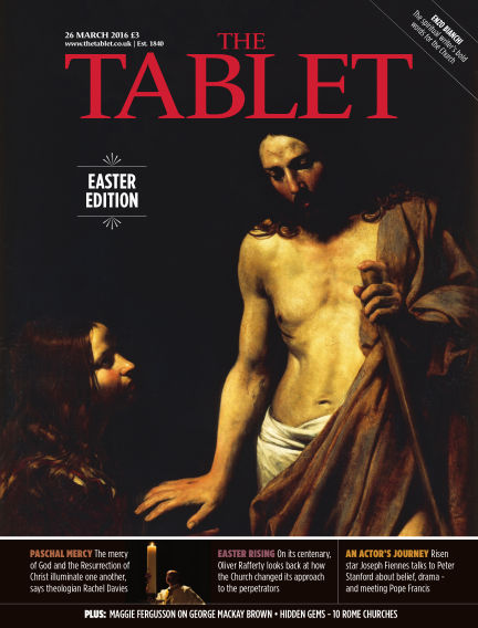 The Tablet Magazine March 26, 2016 00:00