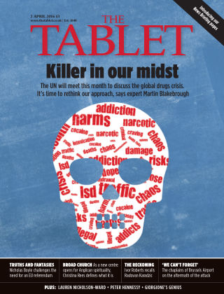 The Tablet Magazine 2nd April 2016