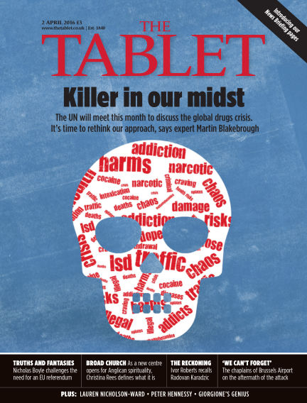 The Tablet Magazine April 02, 2016 00:00