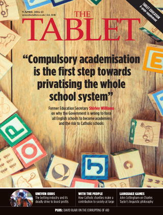 The Tablet Magazine 9th April 2016