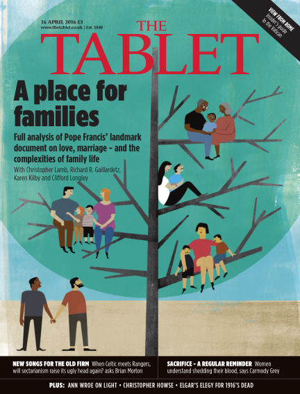 The Tablet Magazine April 16, 2016 00:00